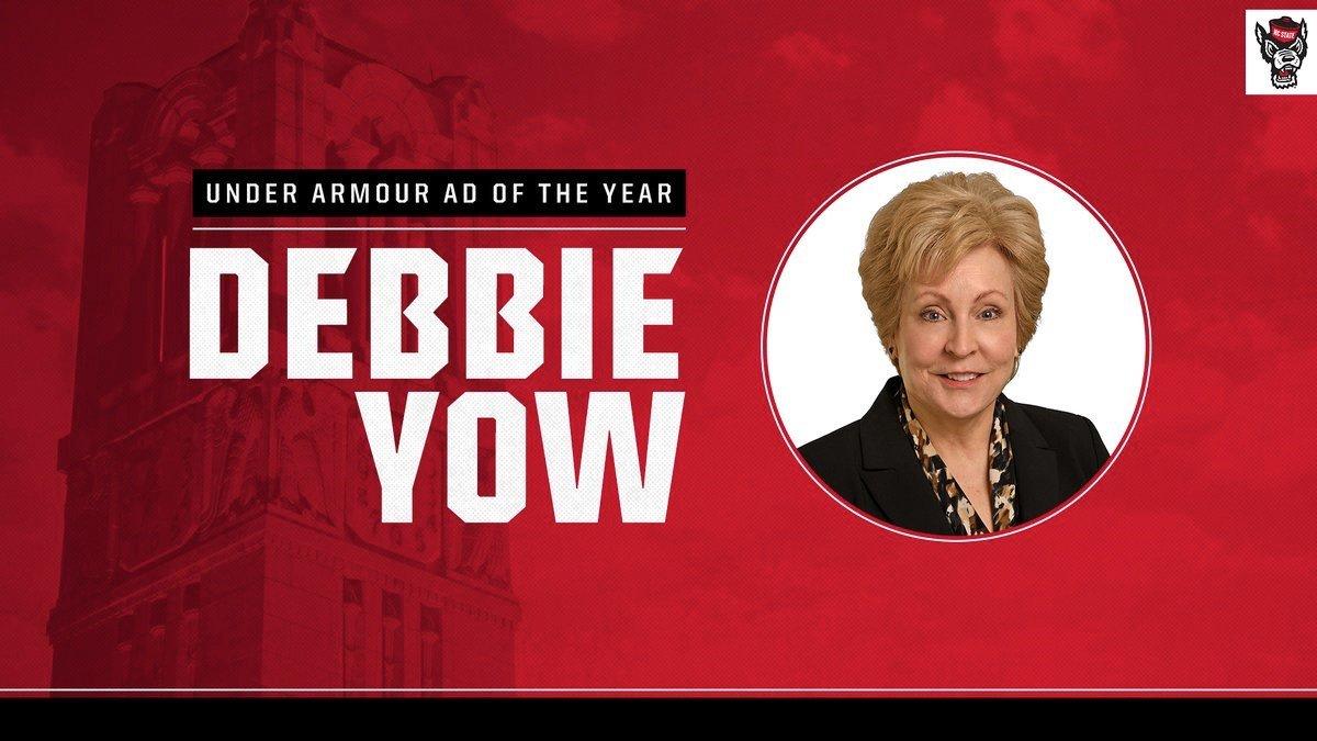 Debbie Yow @ NC State