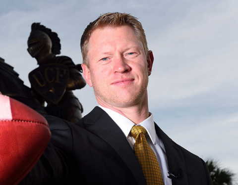 Ucf Names Scott Frost As Head Coach Parker Executive Search